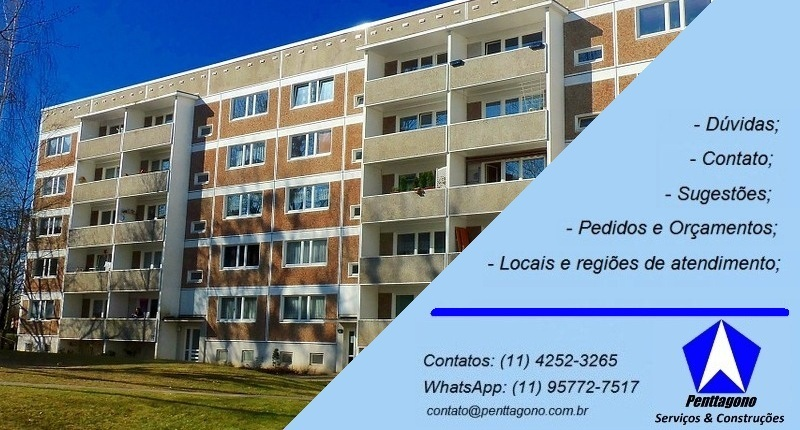 serviço reforma residencial
