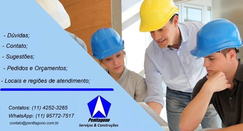 empresa de reforma residencial