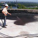 impermeabilização de laje exposta